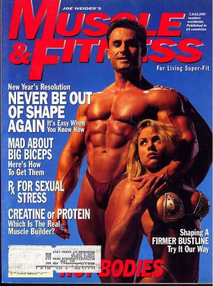 Muscle & Fitness - March 1996