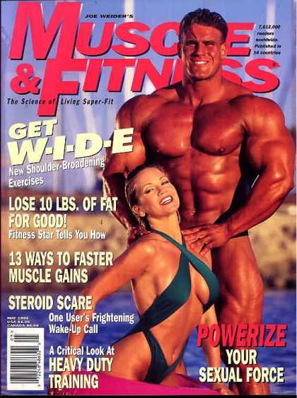 Muscle & Fitness - May 1996