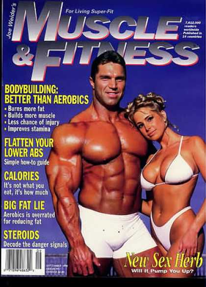 Muscle & Fitness - September 1996