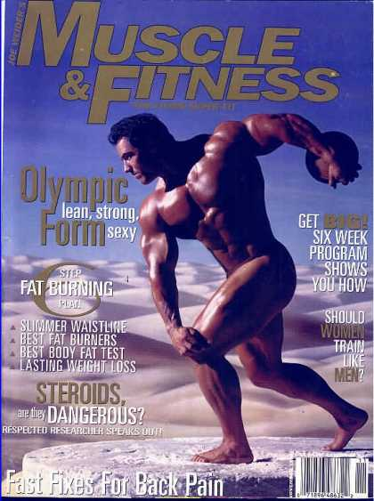 Muscle & Fitness - November 1996