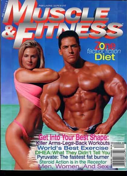 Muscle & Fitness - December 1996