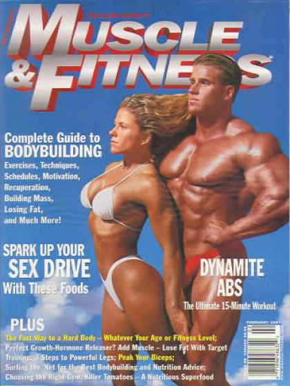 Muscle & Fitness - February 1997