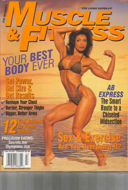 Muscle & Fitness - March 1997
