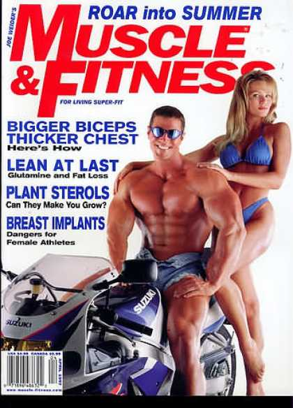 Muscle & Fitness - April 1997