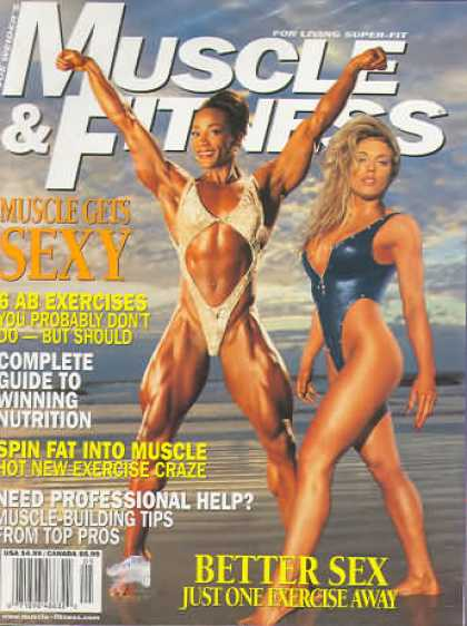 Muscle & Fitness - May 1997
