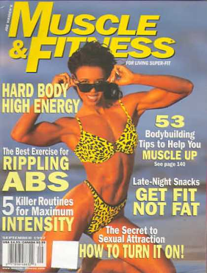 Muscle & Fitness - September 1997