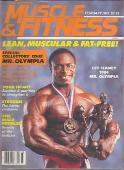 Muscle & Fitness - February 1985