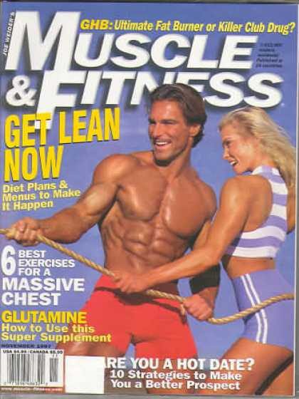 Muscle & Fitness - November 1997