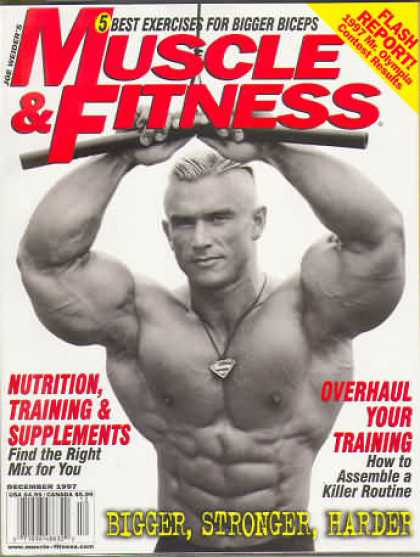 Muscle & Fitness - December 1997