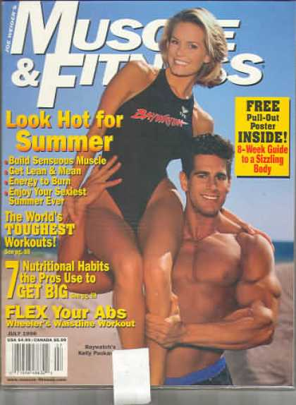 Muscle & Fitness - July 1998