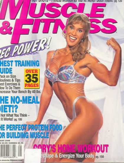 Muscle & Fitness - August 1998