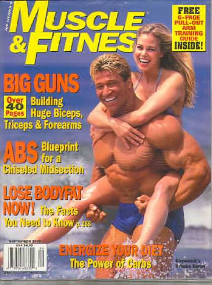 Muscle & Fitness - September 1998