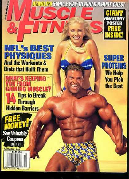 Muscle & Fitness - October 1998
