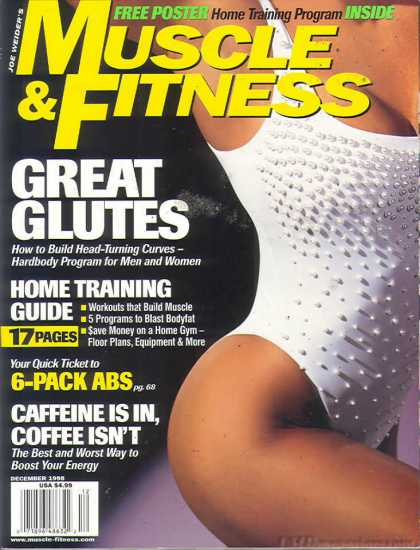 Muscle & Fitness - December 1998