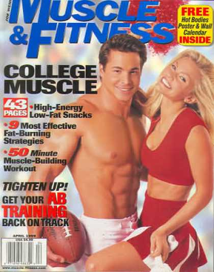 Muscle & Fitness - April 1999