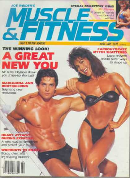 Muscle & Fitness - April 1985