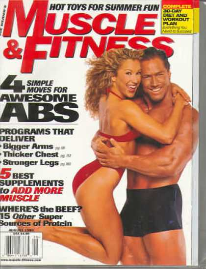 Muscle & Fitness - August 1999