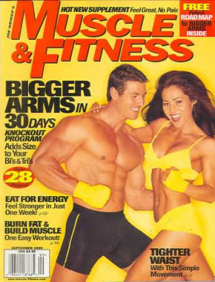 Muscle & Fitness - September 1999
