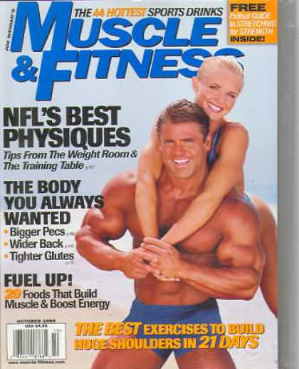 Muscle & Fitness - October 1999