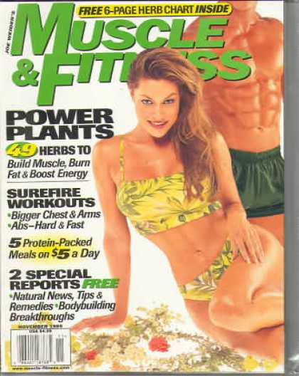 Muscle & Fitness - November 1999
