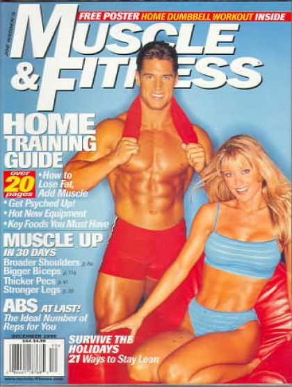 Muscle & Fitness - December 1999