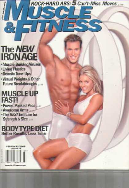 Muscle & Fitness - February 2000