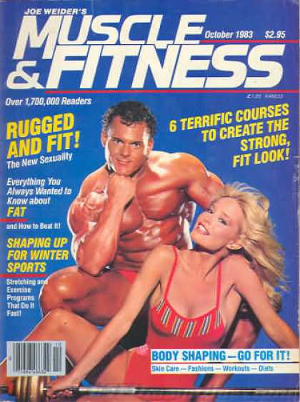 Muscle & Fitness - October 1983