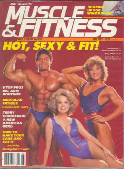 Muscle & Fitness - May 1985
