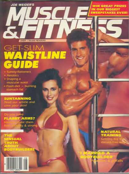 Muscle & Fitness - August 1985