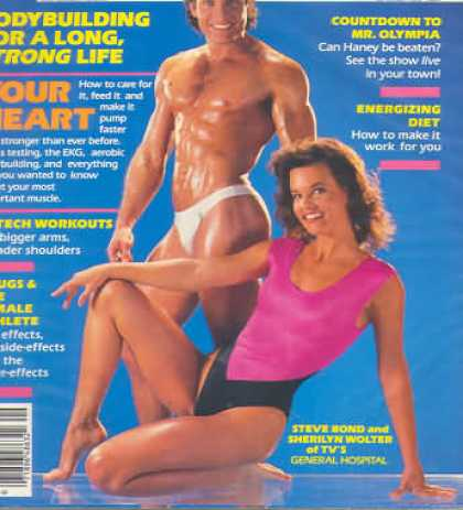 Muscle & Fitness - September 1985