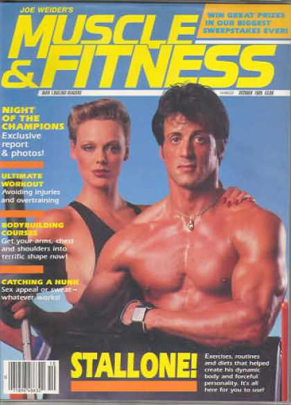 Muscle & Fitness - October 1985