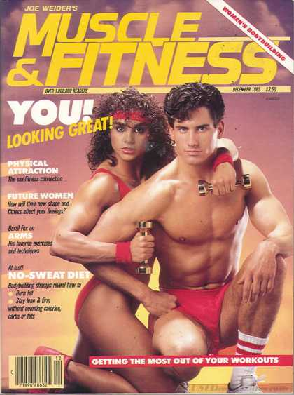 Muscle & Fitness - December 1985