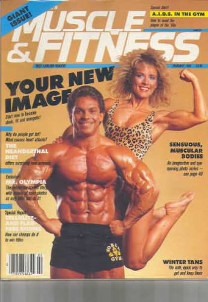 Muscle & Fitness - February 1986