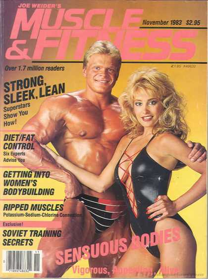 Muscle & Fitness - November 1983