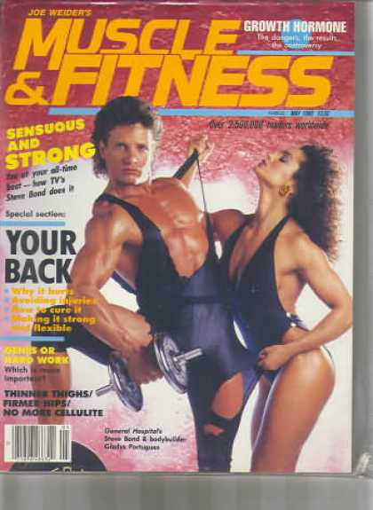 Muscle & Fitness - May 1986