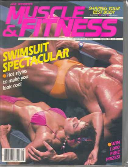 Muscle & Fitness - September 1986
