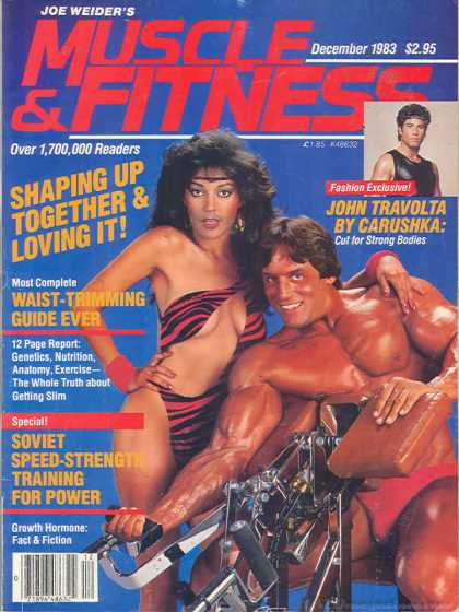 Muscle & Fitness - December 1983