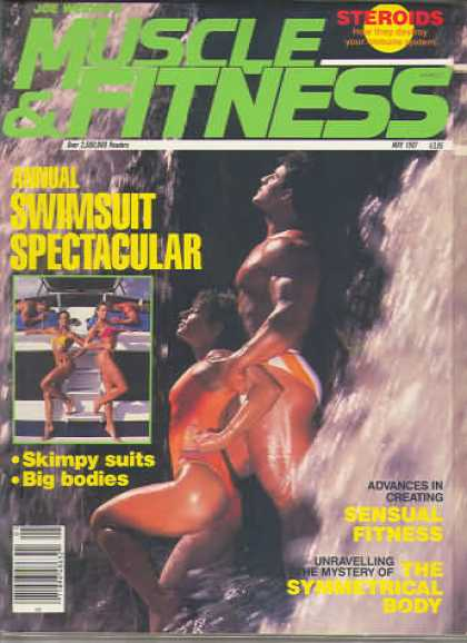 Muscle & Fitness - May 1987