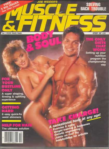 Muscle & Fitness - October 1987