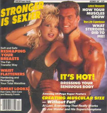 Muscle & Fitness - December 1987