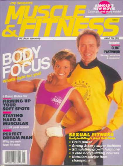 Muscle & Fitness - January 1988