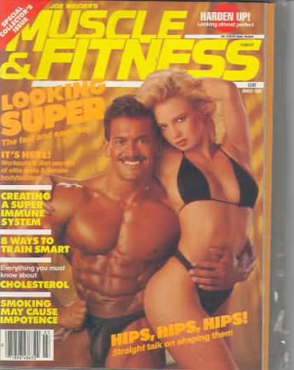 Muscle & Fitness - March 1988