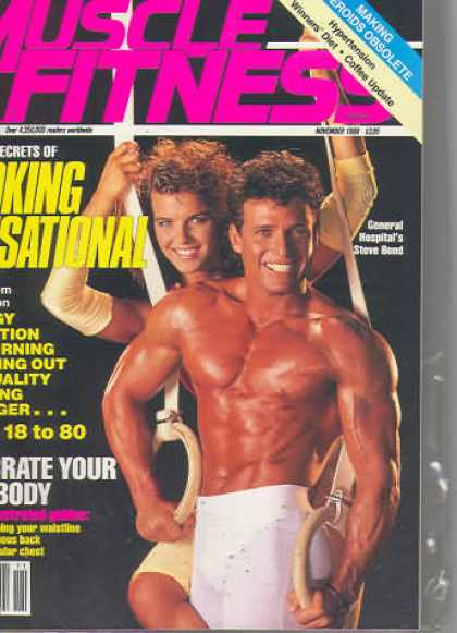 Muscle & Fitness - November 1988