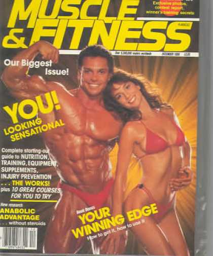 Muscle & Fitness - December 1988