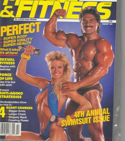 Muscle & Fitness - February 1989