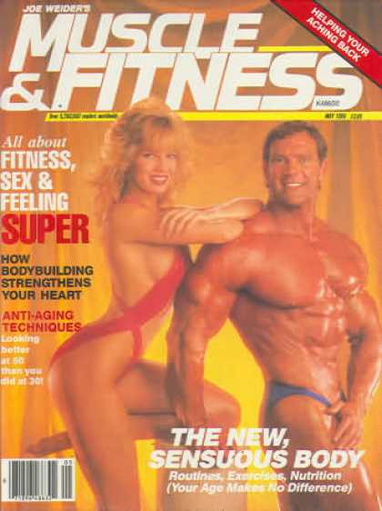 Muscle & Fitness - May 1989