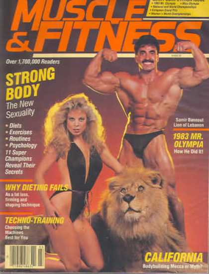 Muscle & Fitness - March 1984