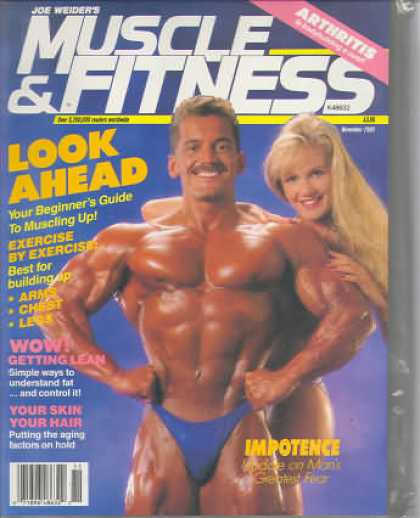 Muscle & Fitness - November 1989