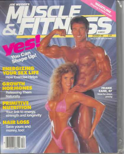 Muscle & Fitness - December 1989
