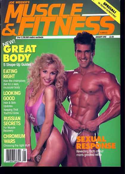 Muscle & Fitness - January 1990